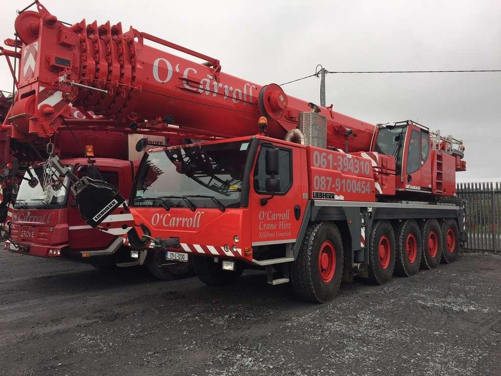 LTM1095 crane 171
